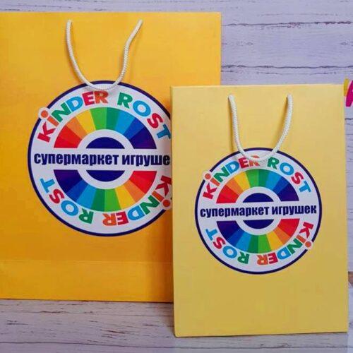 Печать пакетов в Харькове