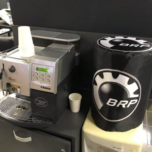 Чехол на бутыль с логотипом для BRP центр